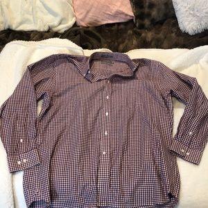 8b16662209c Daniel Cremieux button up dress shirt